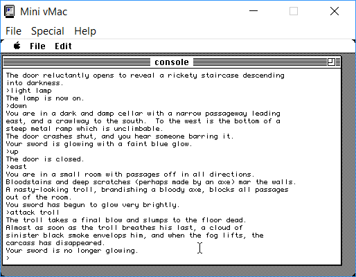 System 6 Hell: Games and Apps for Mini vMac [E-Maculation wiki]